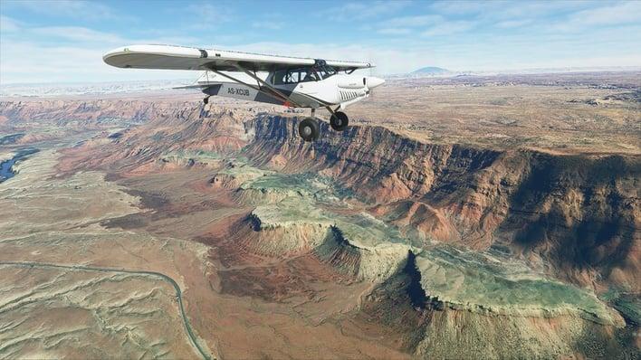 Microsoft Flight Simulator 2020 Development Roadmap Detailed Through April With Latest Update | HotHardware