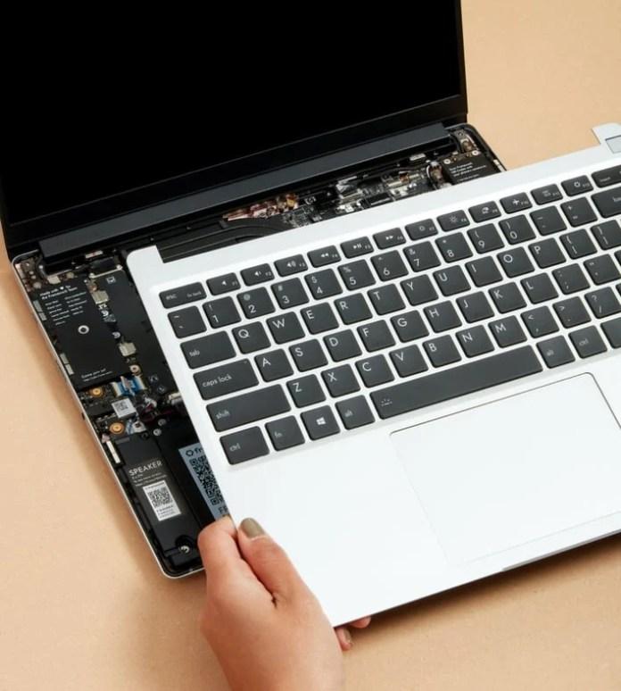 Framework laptop 1