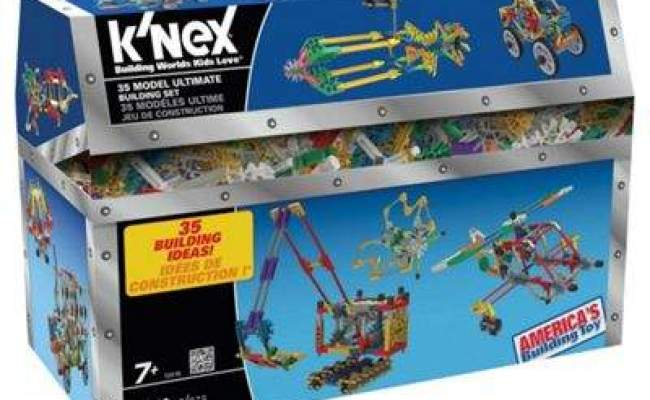 K Nex 35 Model Set At Tesco Direct Links In Op 12 50