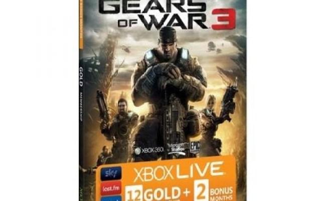 Xbox Live Gold Membership 14 Months 12 2 29 97 Asda