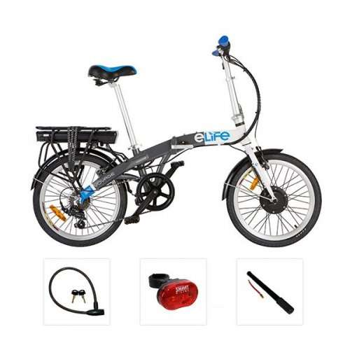Electric Folding Bike £534.99 @ Idealworld (4 payments of