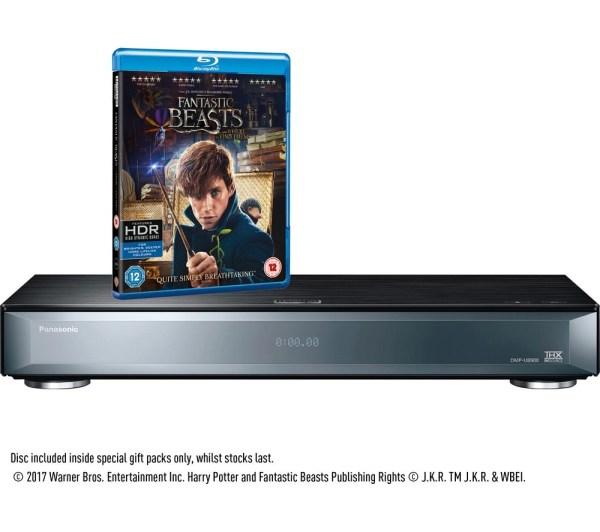 Panasonic Dmp-ub900ebk Smart 4k Ultra Hd 3d Blu-ray Player - 329.97 Currys Hotukdeals