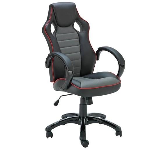 rocker gaming chair argos west elm ryder rocking review x leather effect 72 99 hotukdeals