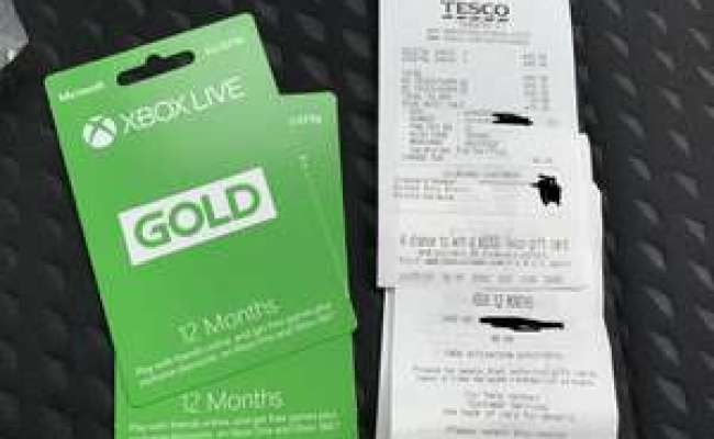 Xbox Live Gold 12 Months 39 99 Or 3 Months 14 99