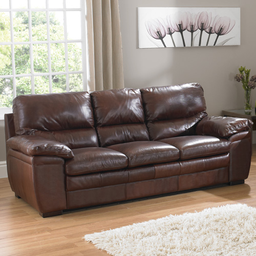 barletta sofa white beige walls bm furniture 3 seater