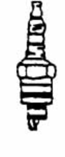 Champion Small Engine Spark Plug Rcj8 Carded