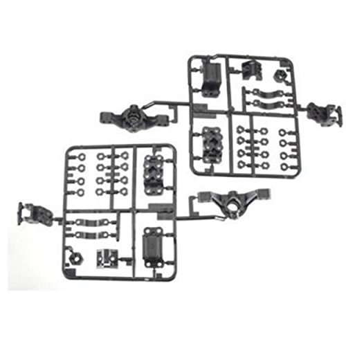 51328 D Parts Upright Cr01 Toyota Land Cruiser 40 by Tamiya