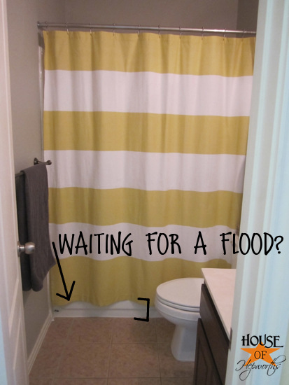 How Do You Feel About This Shower Curtain?