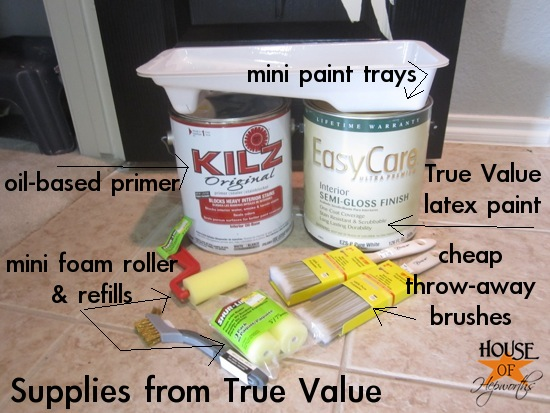 Oil Based Primer Over Latex Paint