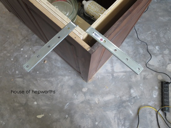 The Making Of A Kitchen Island House Of Hepworths