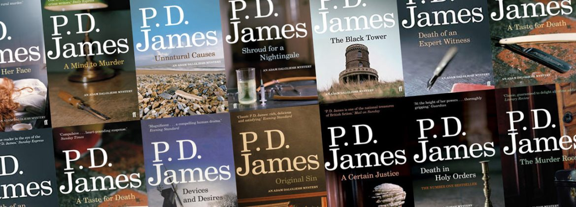 Adam Dalgliesh Books in Order: How to read P.D. James' series? - How To  Read Me