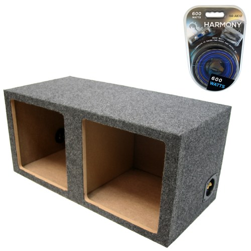 small resolution of details about kicker dual 15 sealed solobaric l3 l5 l7 subwoofer enclosure bass box amp kit