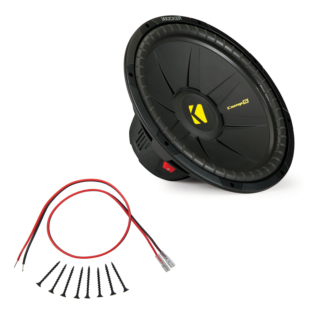 Subwoofer Wiring Diagrams One 8 Ohm Single Voice Coil Svc Speaker
