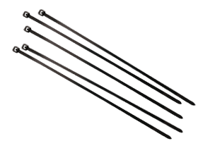 Install Bay Cable Ties