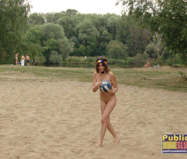 Home Public Nudity Dani Shes Got Big Natural Tits To Flash