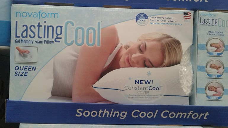 costco cooling pillow costco had this