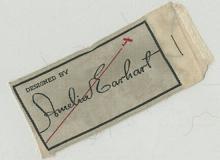 Amelia Earhart fashion label