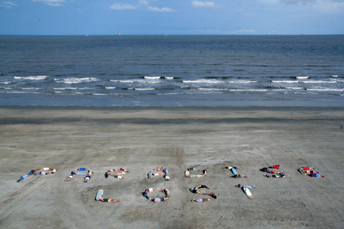 Matt Pertsen: Never Again! Gulf Coast