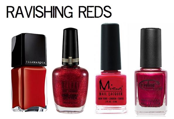 An Orgy Of Valentines Day Nail Polishes HuffPost