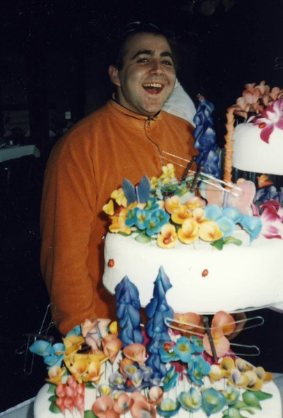 Duff Goldman The Ace of Cakes On A Sugar High  HuffPost