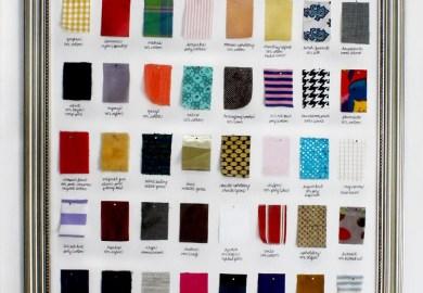 Diy Fabric Cutting Mat