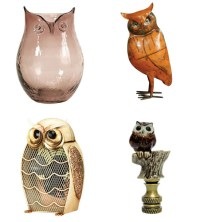 The Owl Trend Is Hot at Las Vegas Market | HuffPost