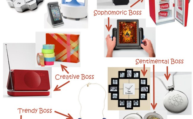 5 Kinds Of Boss S Day Gifts Huffpost