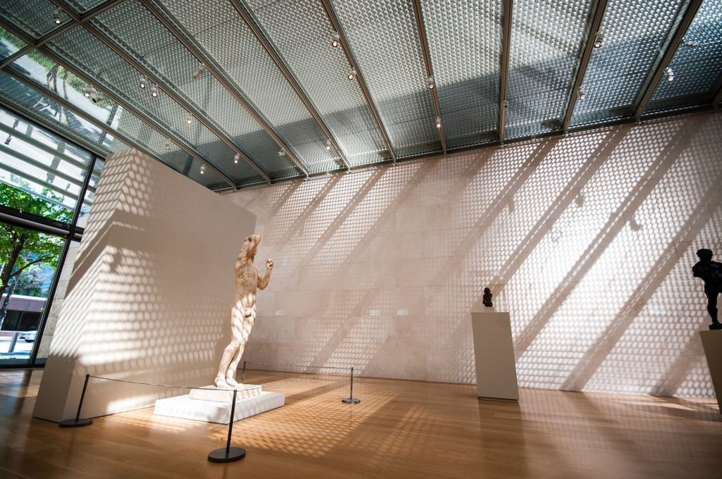 Museum Tower is an attack on the Nasher Sculpture Centers garden building and art  HuffPost