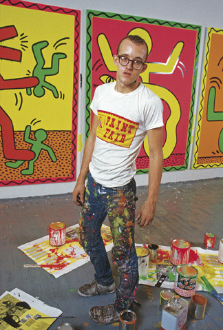 Expo Keith Haring Lindign Le Huffington Post