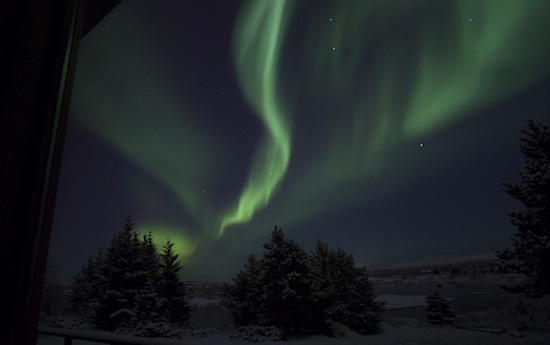 Northern Lights Notification App
