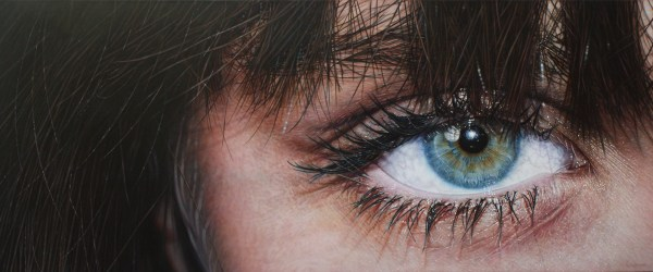 Hyper Realistic Acrylic Painting