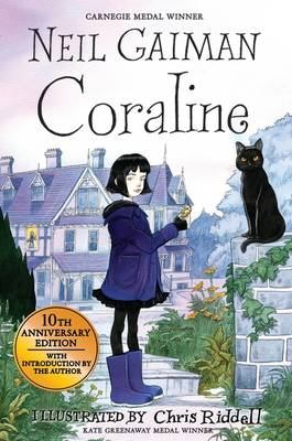 Image result for neil gaiman coraline