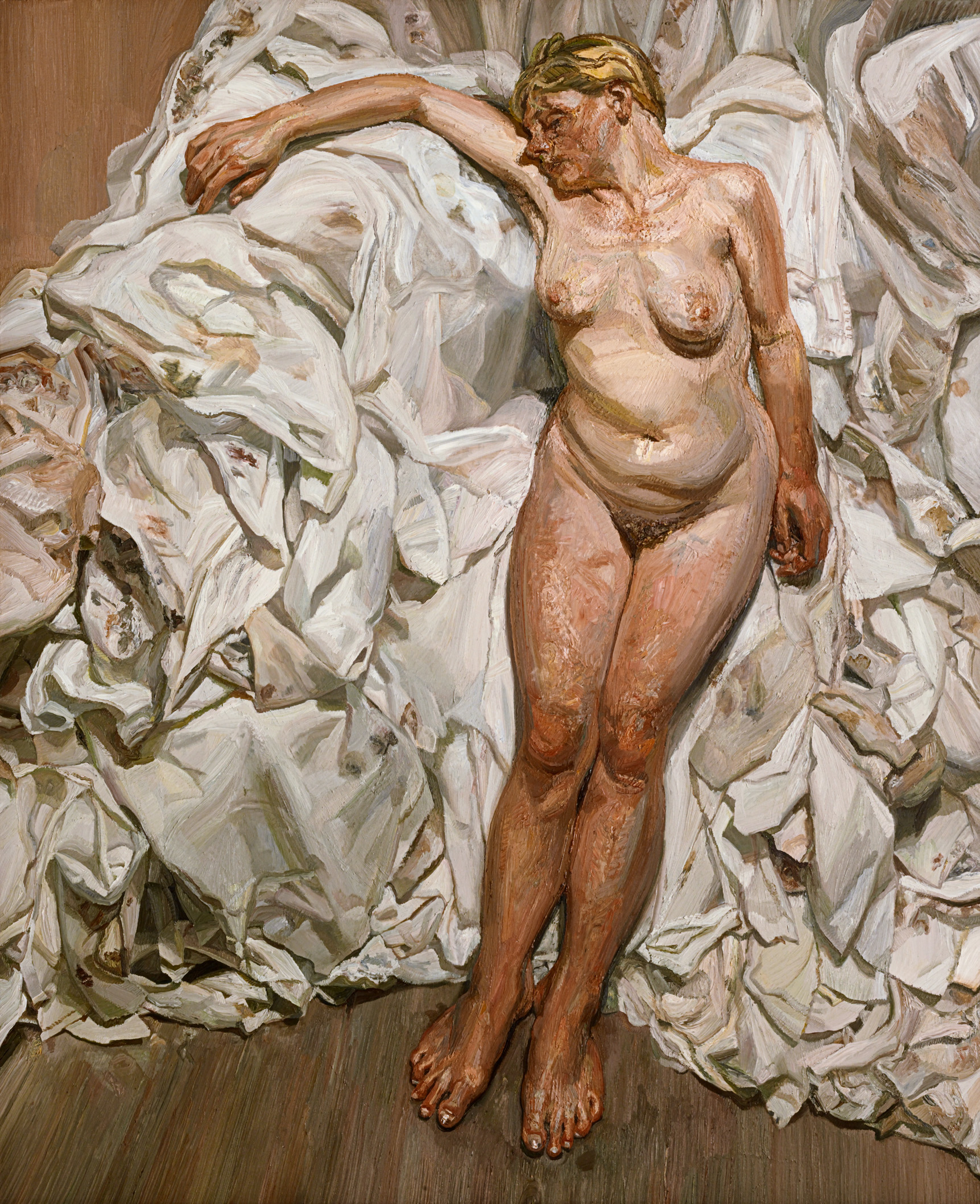 10 Lucian Freud Paintings That Will Make You Fear Flesh NSFW  HuffPost