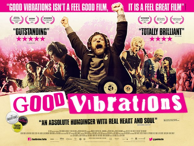 DVD Reviews - Good Vibrations and The Angel's Share