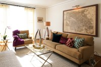 Four Easy Ways to Update Your Living Room for 2014 | HuffPost