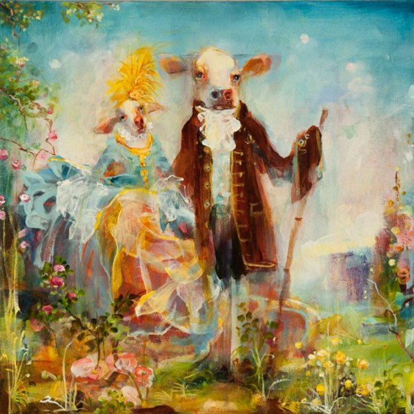 Fine Art Artists Paintings
