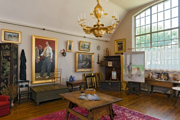 Belmont Gari Melchers Home And Art Studio In Virginia