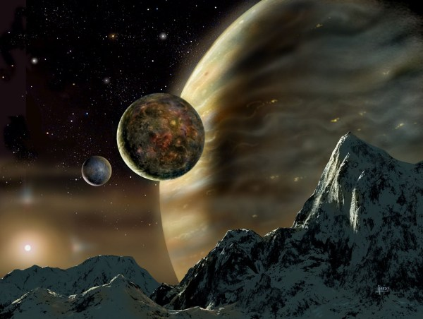 Alien Planets and Moons