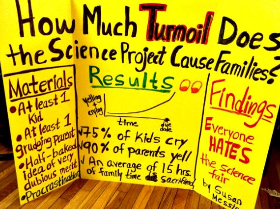 that fake science fair