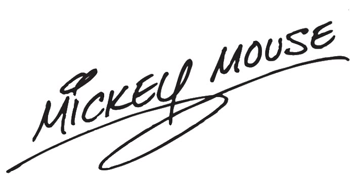The Lost Art Of Signatures