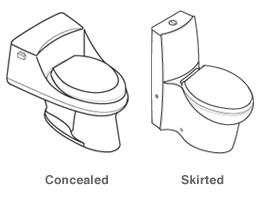 Potty Training: Design Tips for Choosing Toilets