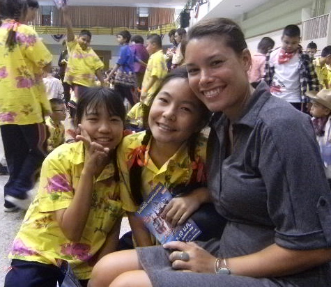 TESOL TEFL ESL in Thailand