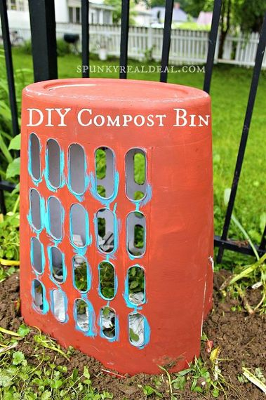 Apartment Compost Bin