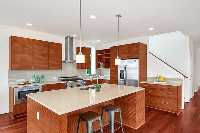 5 Cool Kitchens That Will Make You Want To Cook HuffPost