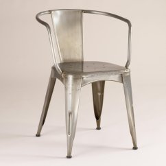 Silver Metal Dining Chairs Pedro Friedeberg Hand Chair Heavy Metals The Hottest Decor Trend Of Season Huffpost