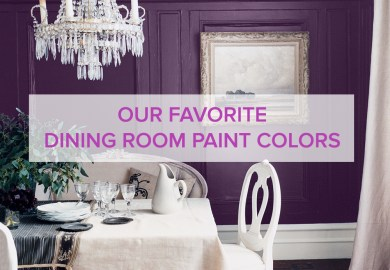Dining Room Colors 2014
