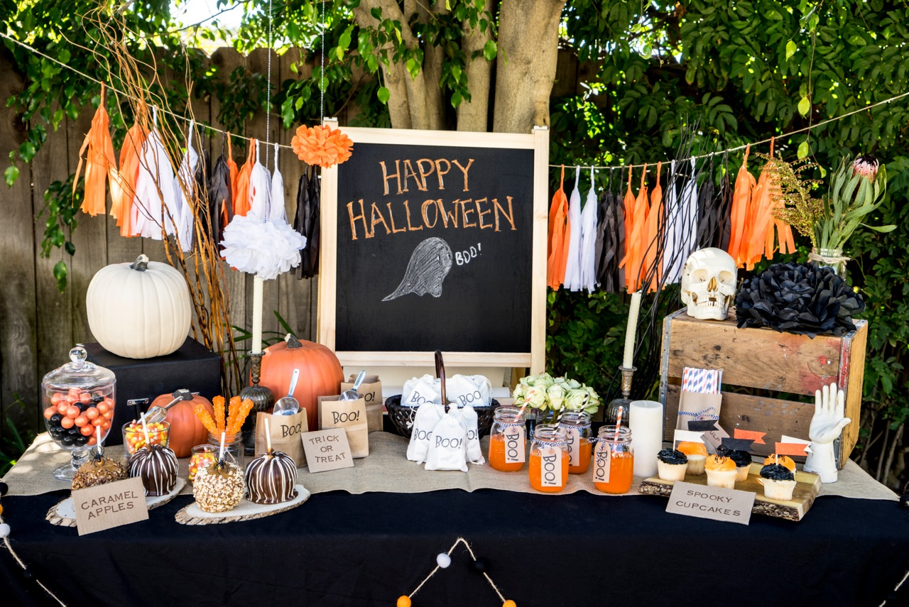 Planning the Perfect Halloween Party With Kids  HuffPost