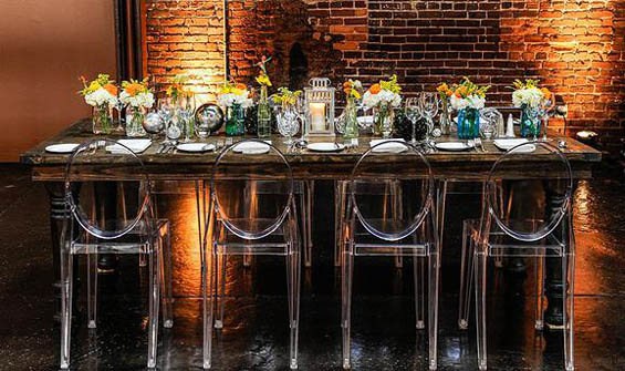Image result for Ghost Chair Weddings
