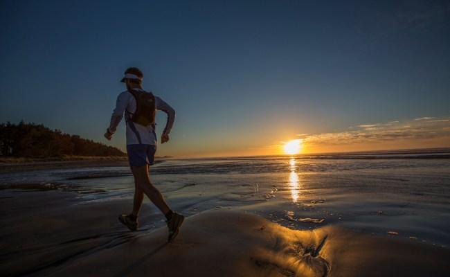 Trail Running Venturing Off The Beaten Track