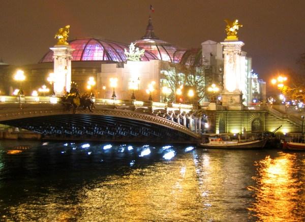 In Paris Winter